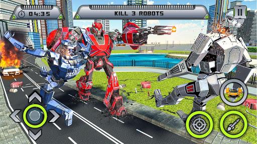 Auto Robot Trasformazione Gioco - Cavallo Robot  άμαξα προς μίσθωση screenshots 2