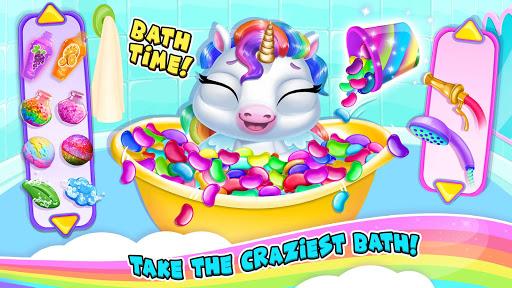 My Baby Unicorn 2 - New Virtual Pony Pet apkdebit screenshots 6