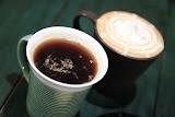 空兩格復古咖啡館