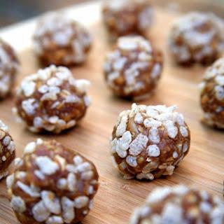 No-Bake Vegan Peanut Butter Balls.