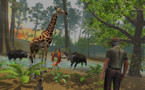 4×4 Safari: Online Evolution Mod Apk Download For Android and Iphone 6
