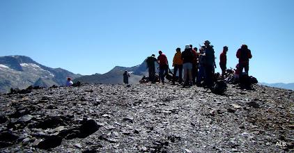 Photo: Primera cumbre, Tuqueta del Royero, 2544 m.
