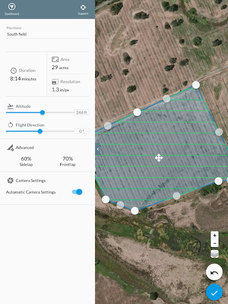 5e09c605b49 ... DroneDeploy - Mapping for DJI Android App Screenshot ...