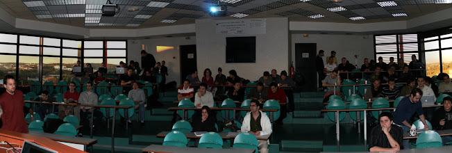 Photo: Le public après la pause.