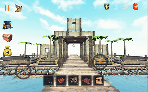 Raft Survival: Ultimate Mod Apk (Free Shopping) 3