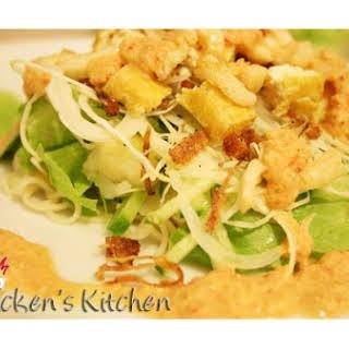 Calamari Salad.
