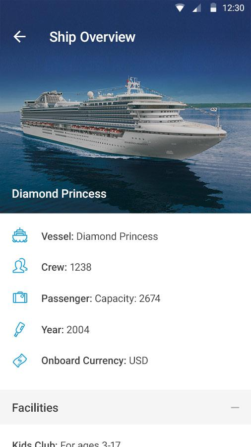 Cruise Countdown Android Apps On Google Play - Cruise ship finder app