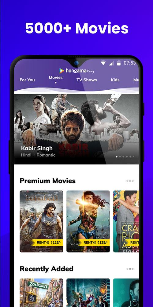 Hungama Play: Movies & Videos v3.0.2 [Cracked] [Latest]