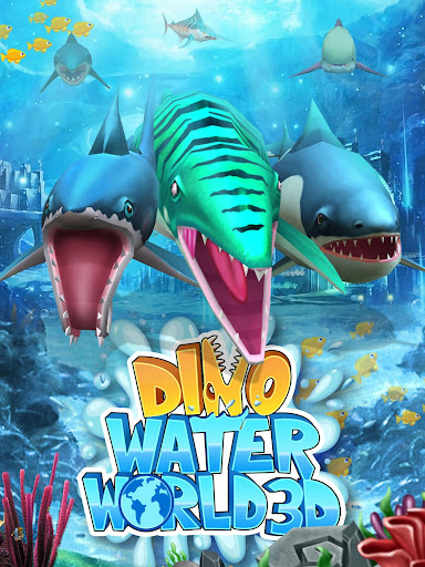 Dino Water World 3D modavailable screenshots 1