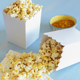 Madras Curry Popcorn