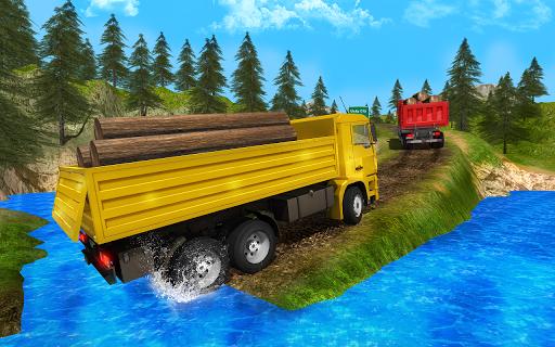 Truck Cargo Driver 3D screenshot 1