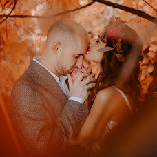 Wedding photographer Alona Zaporozhec (AlenaZaporozhets). Photo of 26.11.2018
