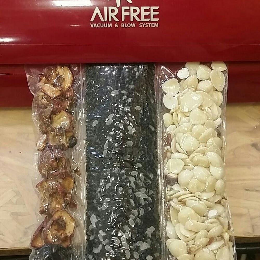韓國AIRFREE  充氣/抽真空/封口機