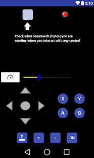 Bluetooth Control Programmable- screenshot thumbnail