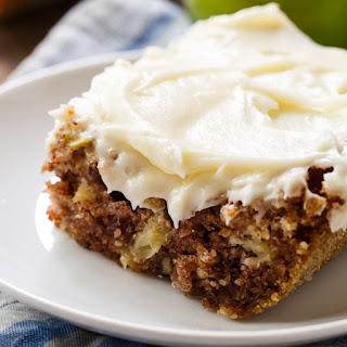 German Apple Cake.