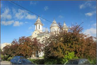 Photo: Măr decorativ (Malus Royalti) - din parcul Bisericii Ortodoxe din Mr 3 - 2017.04.24