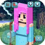 Girls Survival Craft: Princess Icon