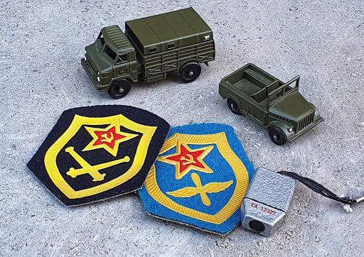 Diecast history: Tula Cartridge Plant GAZ-66 & GAZ-69
