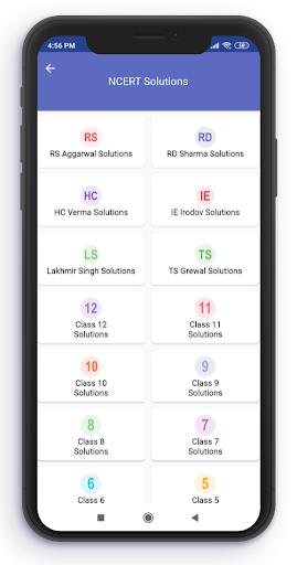 Ncert Books & Solutions 3.6 Screenshots 4