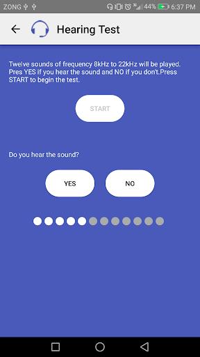 EarShot—Hearing Aid Screenshot