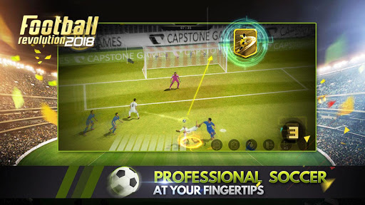 Soccer Revolution 2018: 3D Real Player MOBASAKA  screenshots 8
