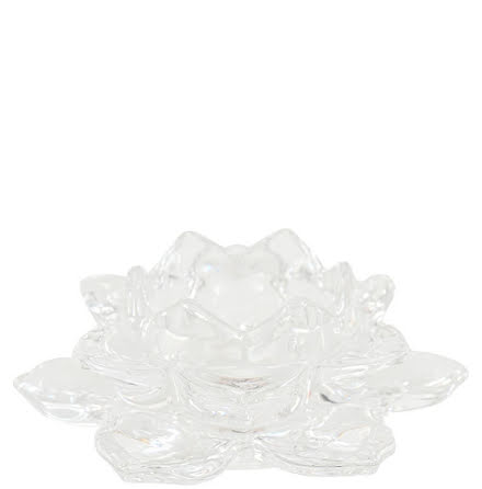 Ljuslykta Lotus Clear