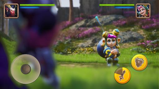 Legends Magic: Juggernaut Wars - raid RPG games filehippodl screenshot 4