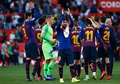 FC Barcelone : trois joueurs refusent de s'opposer à la direction