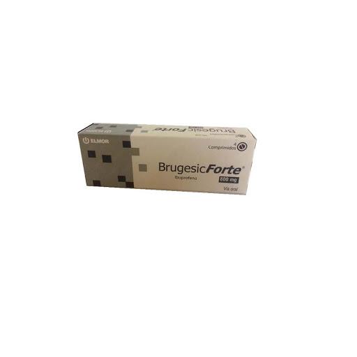 Ibuprofeno Brugesic Forte 800mg 4 Comprimidos Brugesic