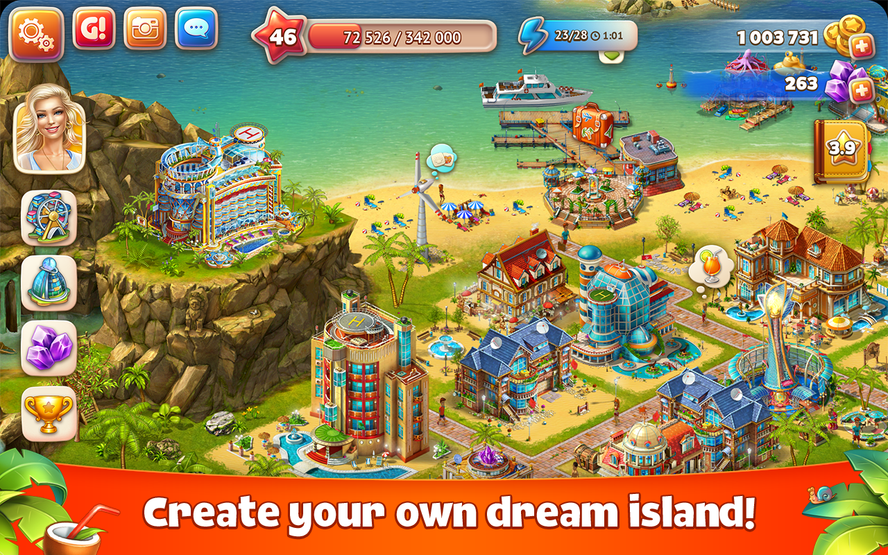 paradise island 2 paradise island 2 hotel android apps on play 30204