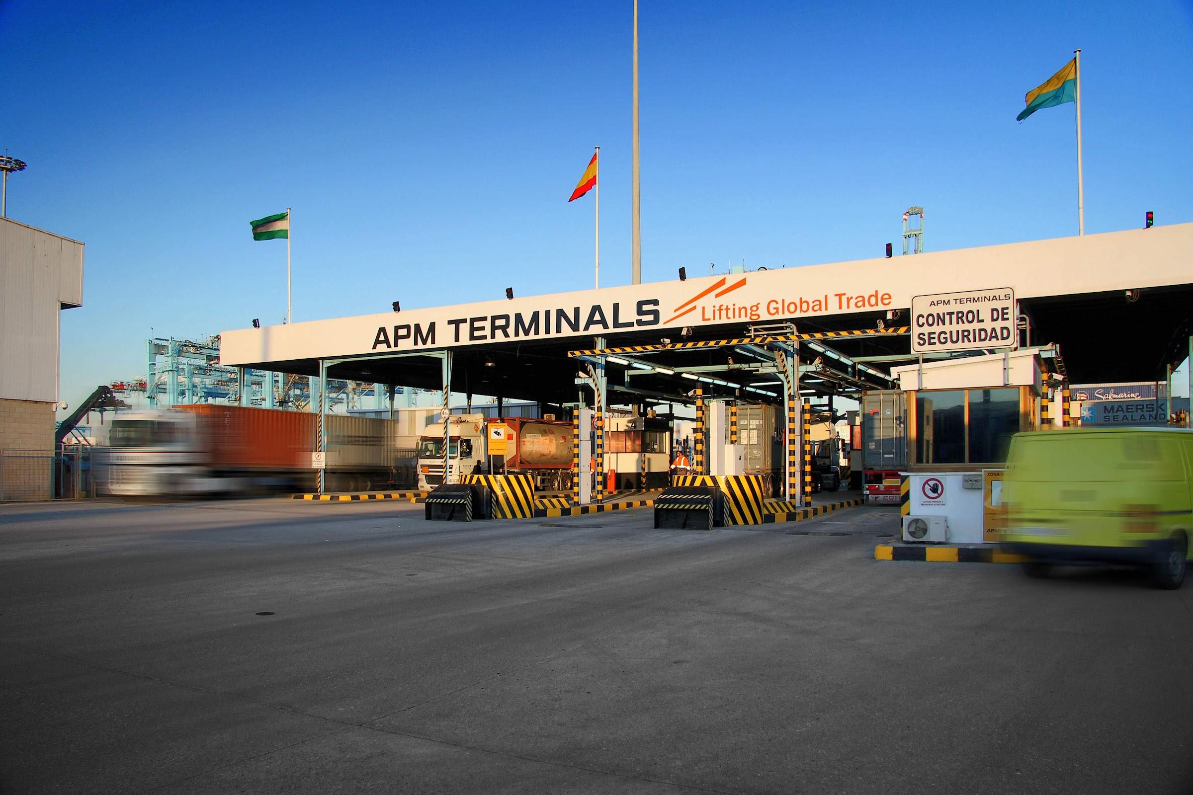 APM Terminals registra un nuevo récord de tráficos en 2018