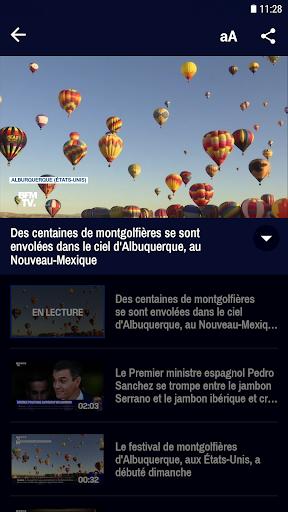 BFMTV - Actualitu00e9s France et monde & alertes info 4.2.5 Screenshots 7