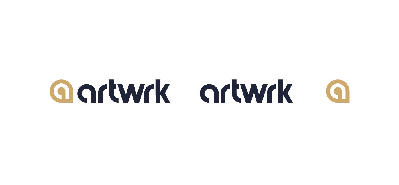 Artwrk Responsive Logo Design