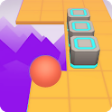 Sky Ball : Scrolling Ball icon