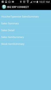 InventoryBiz ERP Connect - náhled
