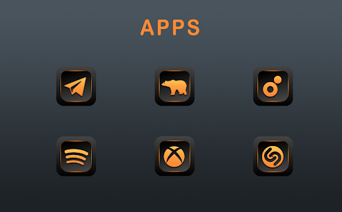 Orange Dude Icon Pack v1.8.0 [Patched] 2