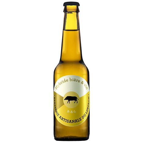 Hybride bière et vin - BAL - brasserie du luberon