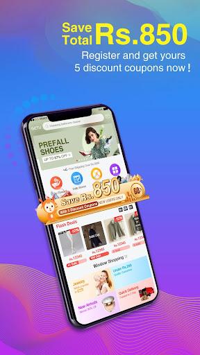 GetU - Online shopping mall 2.7 screenshots 1
