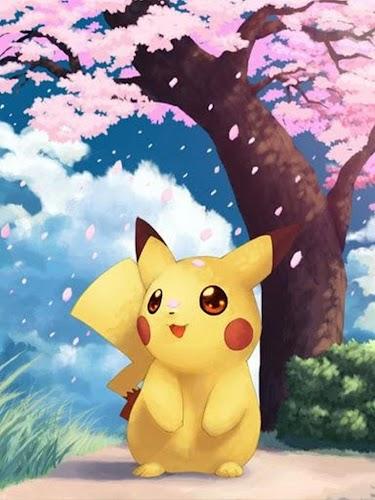Pikachu Wallpaper 3D HD Lock Screen Android App Screenshot