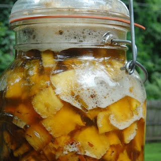Fermented Pineapple.