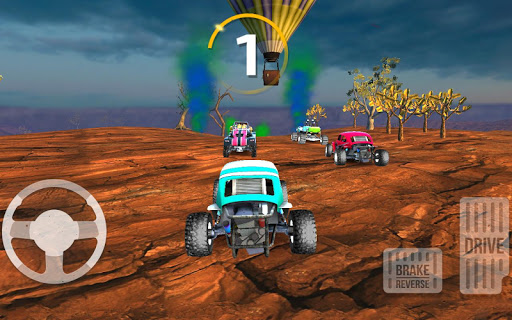4x4 Dirt Racing - Offroad Dunes Rally Car Race 3D 1.1 screenshots 13