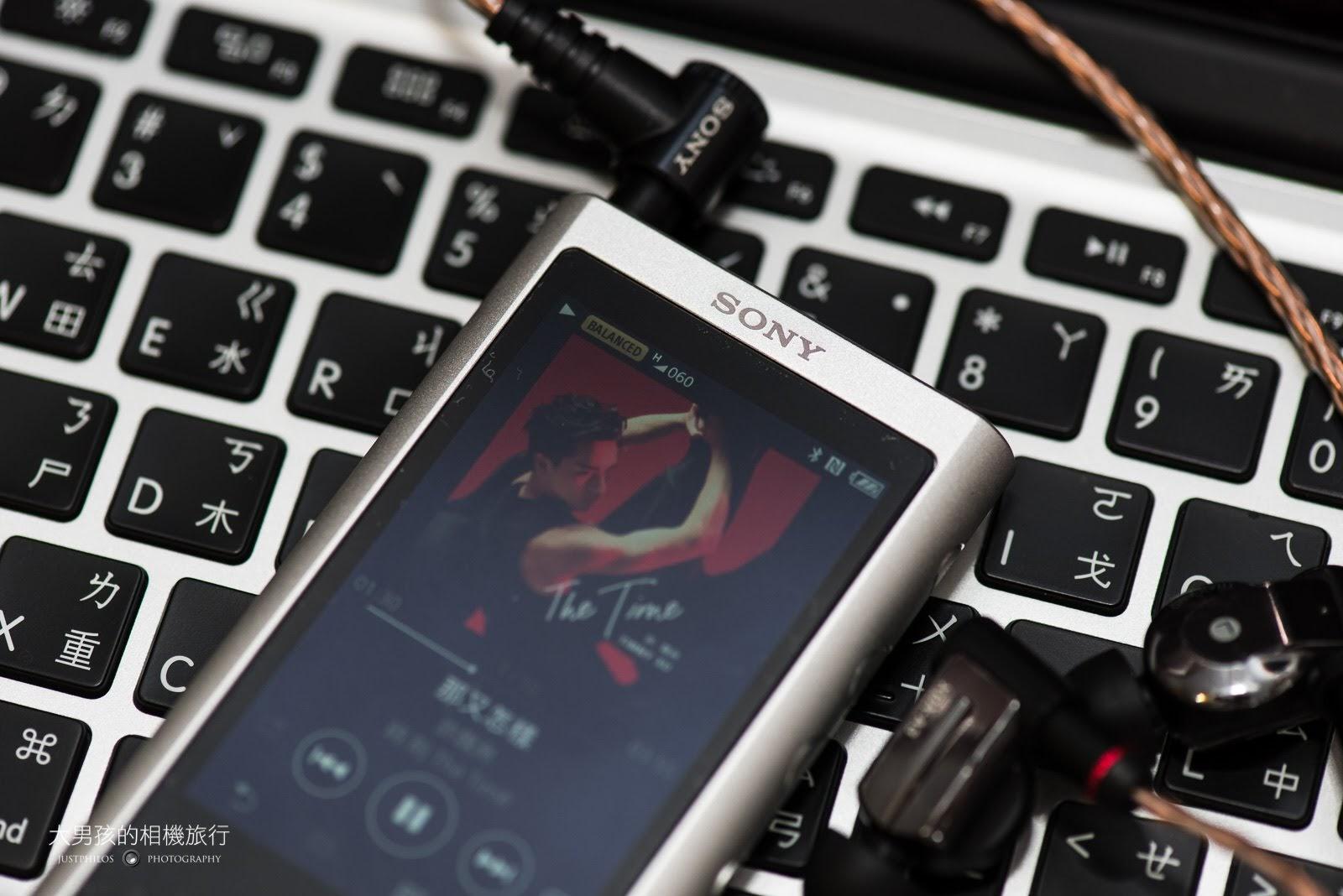 Sony Walkman系列一直以來無論音質或外觀都保持高水準的呈現。