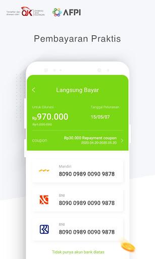 AdaKami -Pinjaman Dana Online Cepat Cair Dan Mudah  screenshots 4