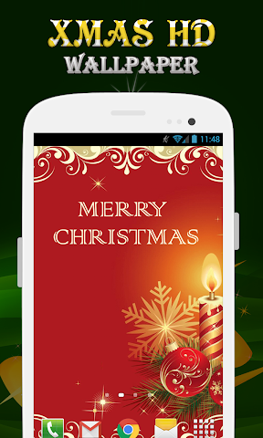 android Xmas HD Wallpapers Free Screenshot 3