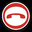 Hang up - end call icon