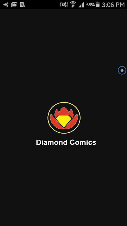 Diamond Comics- screenshot