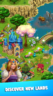 Fairy Kingdom: World of Magic- screenshot thumbnail