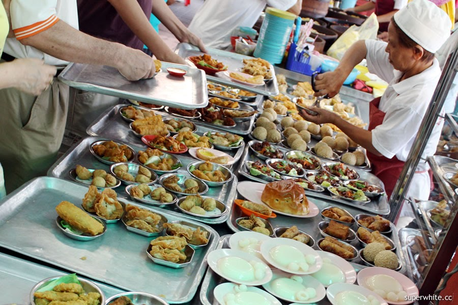 Penang Food Hunt Dim Sum