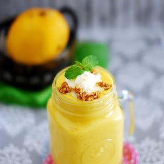 Mango Milkshake.