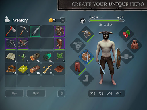 Frostborn: Coop Survival 0.11.2.10 screenshots 8
